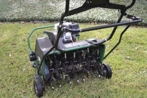 aeration slider